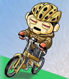 やのごん自転車(BD−1)