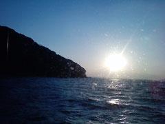 浜名湖にて撮影