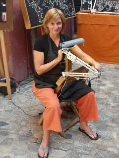 Katrin Thull | Münzsägewerk