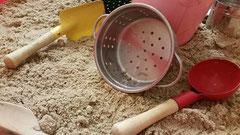 Biolino Baby-Atelier, Sandkiste für Kleinkinder