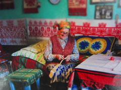 Transylvania  の おばあさん