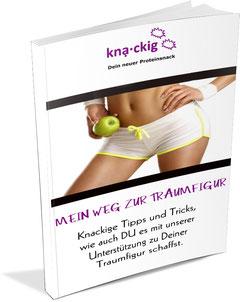 knackig E-Book: Mein Weg zur Traumfigur