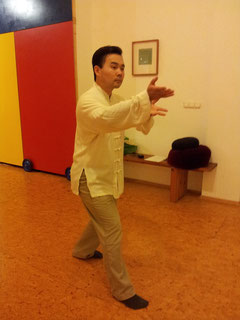 Master Chengzhi Xu