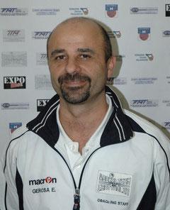 "Coach Enrico ""Gerry"" Gerosa"
