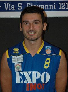 """Mirko Cavallaro, """"bomber"""" dell'ultimo quarto (e non solo...)"""