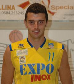 L'ex di turno, Nicolò Gatti