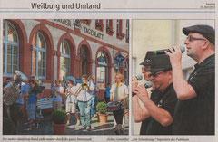 Pressebericht Weilburger Tageblatt