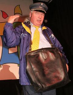 Nachrichtensprecher u. Postler - Fritz Linko