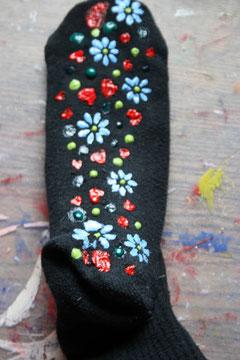die neue Sockenstopperfarb