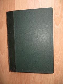 Ich hab auf einem Flohmarkt ein  uraltes Buch von 1936 gefunden