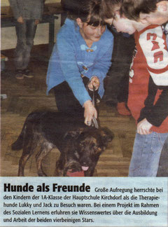 Tips 14. Woche 2008