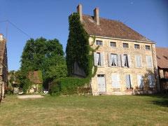 Maison la Cathenière - Maison La Cathenière - Ferienanlage im Burgund