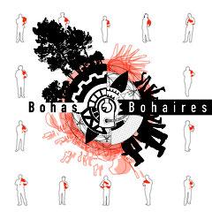 """Cd artistes """"boha bohaires"""" 2009 BdG"""
