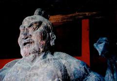 大福寺仁王像