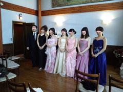 Spring Concert アマチュア部門       ※左から二番目はAJIAA専門家会員