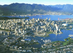 Seattle und Vancouver
