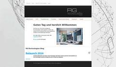 RG-Technologies Homepage
