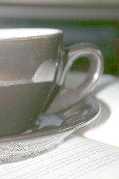 Kunst & Kaffee ~ Nicole Geyer