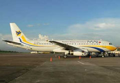 A320/Courtesy: Myanmar Airways International