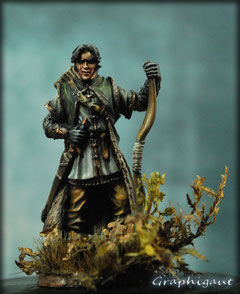 Theon-Dark Sword minis, par Graphigaut