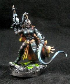 Hekatrix Eldar Noir, par Graphigaut