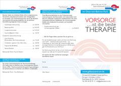 Infomaterial zu Allgemeinmedizin zum Herunterladen