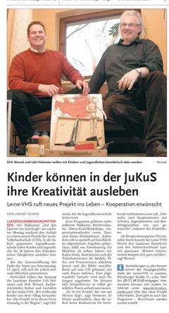 Leinenachrichten 26.3.09