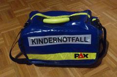 Die Kindernotfall-Tasche