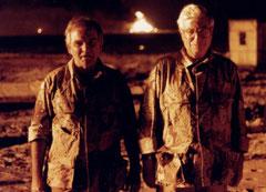 CNE & NOAA Administrator John Knause, Kuwait Oil Well Fires, 1991