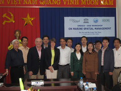 MSP Training, HaLong Bay, Vietnam, April 2009