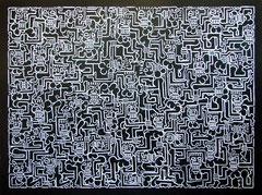 acrylique sur aglo 80x60