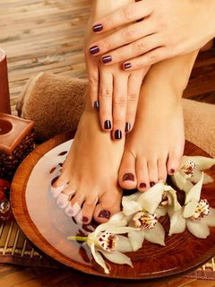 Beauty salon Stuttgart Mitte Wellness manicure pedicure