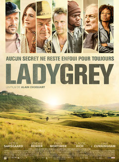 LADY GREY ©  Rezo Film