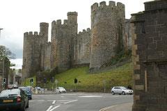 Festung in Conwy