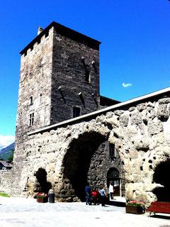 Porte Pretoriane Aosta