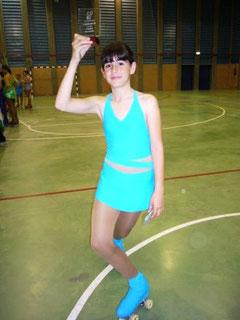 Ana Isabel Roman 3ª clasificada C mayores