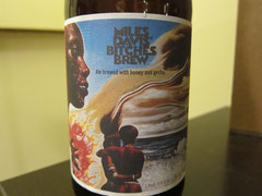 "Miles Davis ""Bitches Brew"" Label"