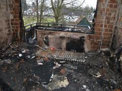 Versicherungsschaden Feuer