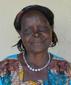 Josephine Namayi, Coordinator Kisa