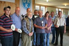 Preisträger der Kreisverbandsjungtierschau