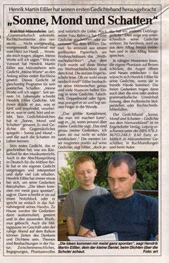 Der Kurier 24 Juli 2007
