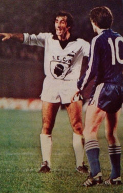 Jean-Louis CAZES (Photo France Football)