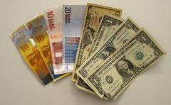 Fremde Währungen