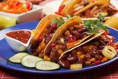 Galettes de Chili con carne