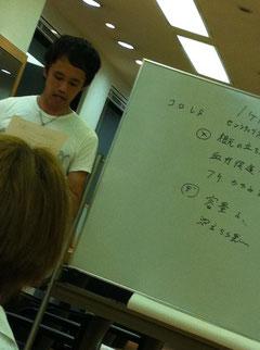 もちろん柴田君は上位の成績で合格、おめでとう!