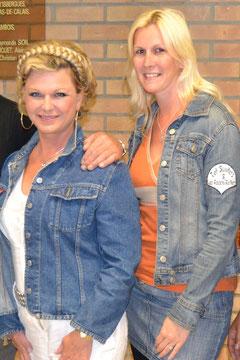 Jeane Manson et Kéty Lucy 2011