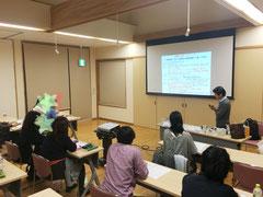 上馬塲和夫医師アーユルヴェーダ特別講座石川県にて