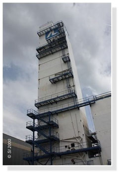 FRANCE - Boîte argon, 90m de hauteur