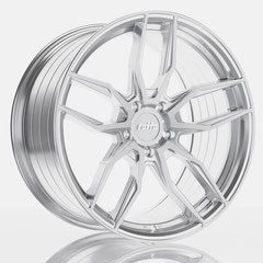 RAFFA WHEELS RS-04 SILVER POLISHED
