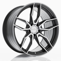 RAFFA WHEELS RS-04 BLACK POLISHED